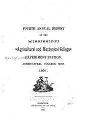 Annual Report - Mississippi Agricultural Experiment Station