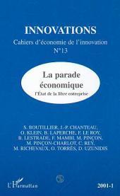 Parade économique: L'État de la libre entreprise