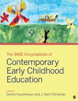 The SAGE Encyclopedia of Contemporary Early Childhood Education PDF