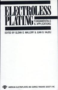 Electroless plating Book