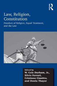 Law  Religion  Constitution PDF