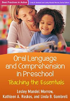 Oral Language and Comprehension in Preschool PDF