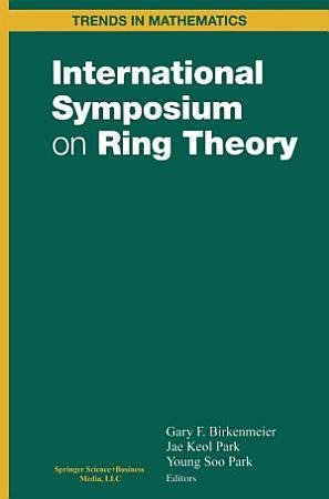 International Symposium on Ring Theory PDF