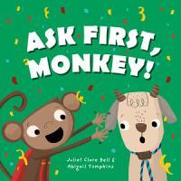 Ask First  Monkey  PDF