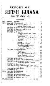 Annual Report on British Guiana PDF