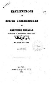Instituzioni di fisica sperimentale di Gabriele Fergola: Volume 3