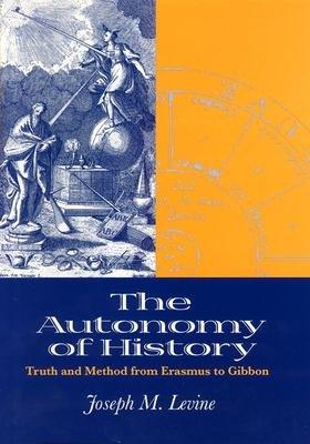 The Autonomy of History