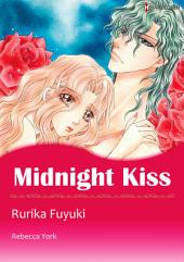 MIDNIGHT KISS: Harlequin Comics