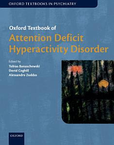 Oxford Textbook of Attention Deficit Hyperactivity Disorder PDF