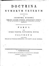 Doctrina numorum veterum: Part 1, Volume 2