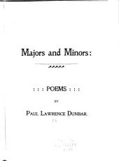 Majors and Minors: Poems