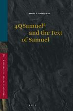 4QSamuela and the Text of Samuel