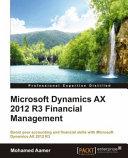 Microsoft Dynamics Ax 2012 R3 Financial Management PDF