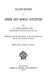 Hand-book of Greek and Roman Sculpture
