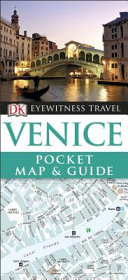 Venice - DK Eyewitness Pocket Map and Guide