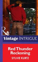 Red Thunder Reckoning (Mills & Boon Intrigue) (Flesh and Blood, Book 2)
