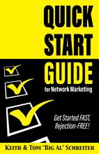 Quick Start Guide for Network Marketing PDF