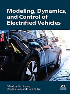 Modeling  Dynamics  and Control of Electrified Vehicles Book