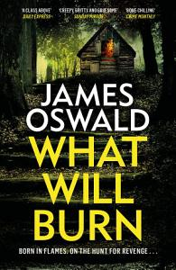 What Will Burn Book