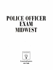 Police Officer Exam Midwest PDF
