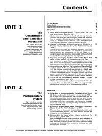 Canadian Politics  98 99 PDF