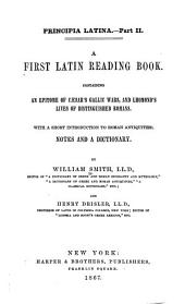 First Latin Reading Book