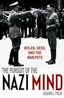 The Pursuit of the Nazi Mind PDF