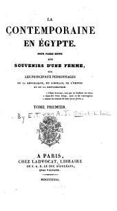 La contemporaine en Égypt.- t.5-6 La contemporaine a Malte et a Alger