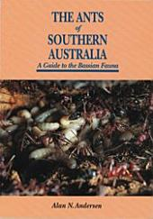 The Ants of Southern Australia