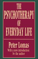 The Psychotherapy of Everyday Life PDF