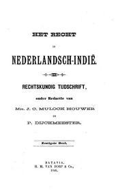Indisch tijdschrift van het recht: orgaan der Nederlandsch-Indische juristen-vereeniging, Volume 60