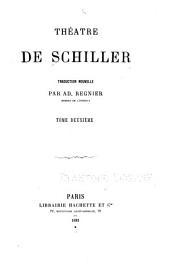 Œuvres de Schiller ...: Volume3