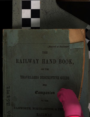 The Railway Hand Book  Or  The Travellers Descriptive Guide and Companion to the Blisworth  Northampton    Peterboro  Railway PDF