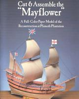 Cut and Assemble Mayflower PDF
