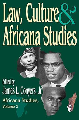 Law  Culture  and Africana Studies