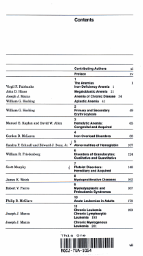 Manual of Clinical Hematology PDF