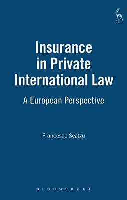 Insurance in Private International Law PDF