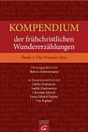 Kompendium der fr  hchristlichen Wundererz  hlungen PDF