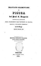 Trattato elementare di fisica adottato per l'istruzione negli stabilimenti dell'universita di Francia: 1, Volume1