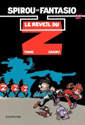 Spirou et Fantasio - Tome 37 - LE REVEIL DU Z