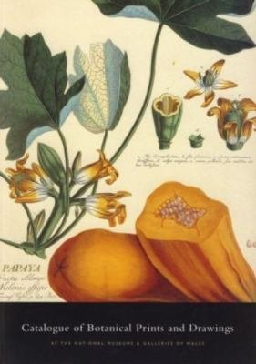Catalogue of Botanical Prints and Drawings at the National Museums   Galleries of Wales PDF