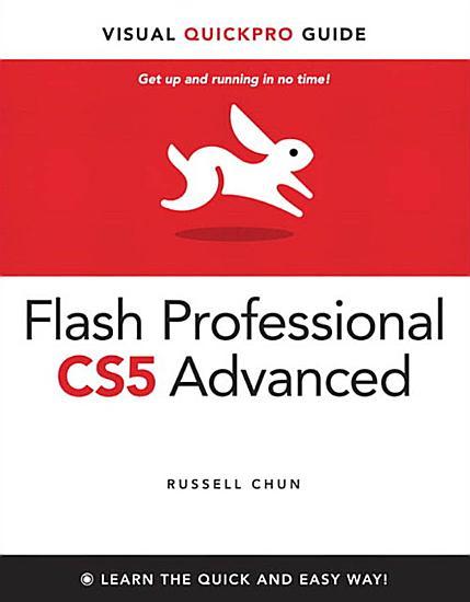 Flash Professional CS5 Advanced for Windows and Macintosh PDF