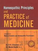 Homeopathic Principles Practice Of Medicine