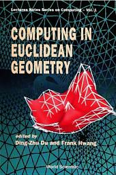 Computing in Euclidean Geometry