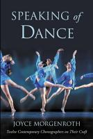 Speaking of Dance PDF