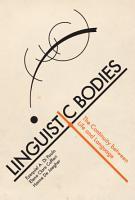 Linguistic Bodies PDF