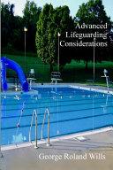 Advanced Lifeguarding Considerations PDF
