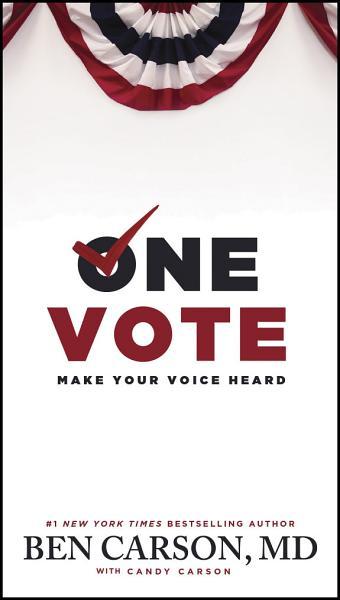 Download One Vote Book