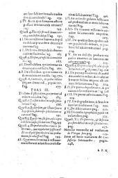 Tractatus tres selectissimi et absolutissimi ...: I De confessarijs solicitantibus ad venerea, ad explicatione constitutionis Greg. XV, editae Romae 30 Aug. 1622 ..., II De horis canonicis [et] distributionibus quotidianis, miro ordine digestus ... III Ars dignosce[n]di bonos ac malos spiritus, reuelationes, visiones ... : Tomus secundus ...
