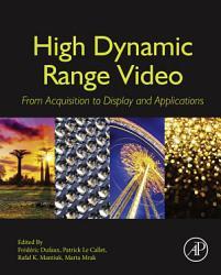 High Dynamic Range Video Book PDF